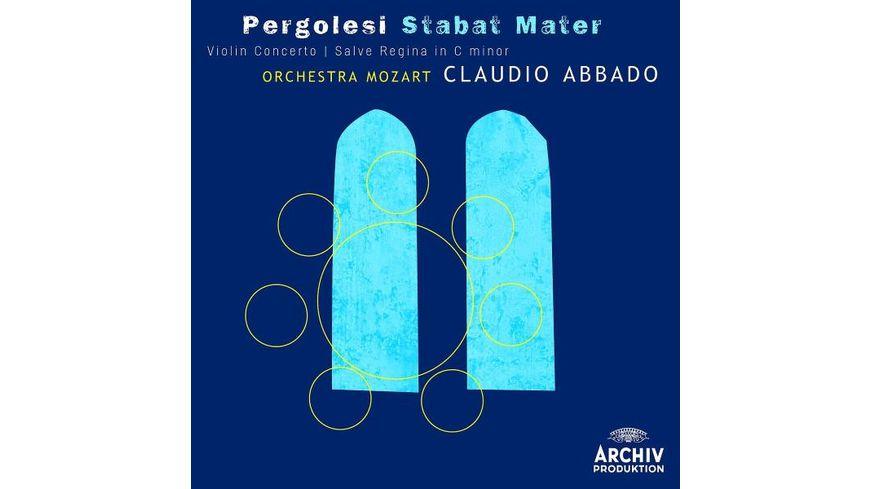 Pergolesi Stabat Mater Salve Regina In C Minor