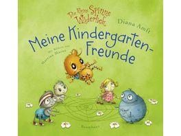 BASTEI LUeBBE Die kleine Spinne Widerlich Meine Kindergartenfreunde