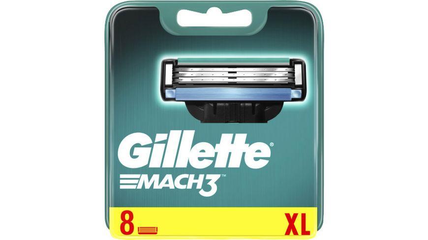 Gillette Mach3 Systemklingen 8er