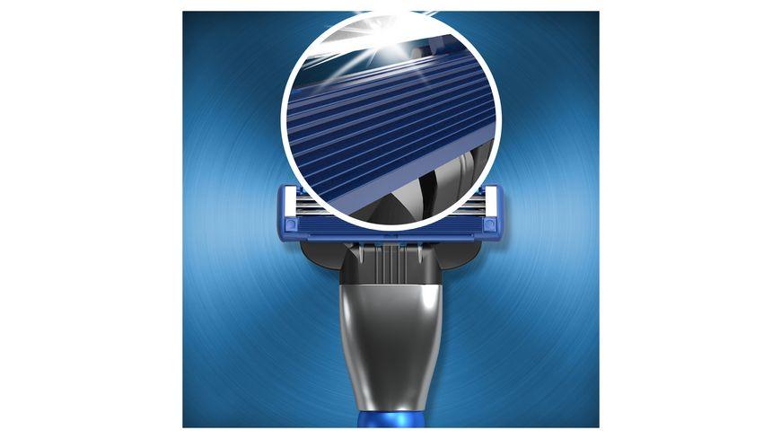 Gillette MACH3 Turbo Systemklingen 8er