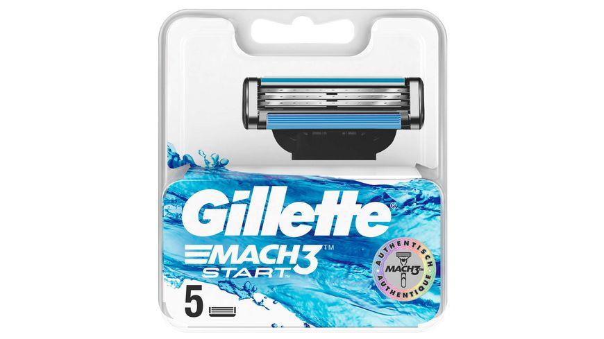 Gillette GILLETTE Klingen Start 5er