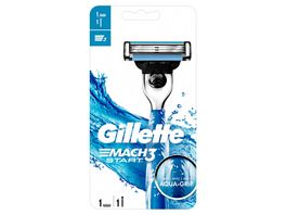 Gillette Mach3 Start Rasierapparat