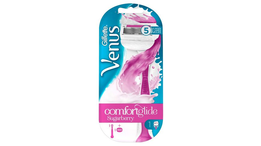 Gillette for Women Venus Comfortglide Sugarberry Rasierapparat