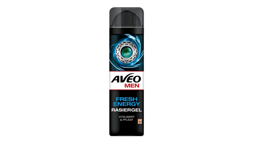 AVEO MEN Rasiergel Fresh Energy