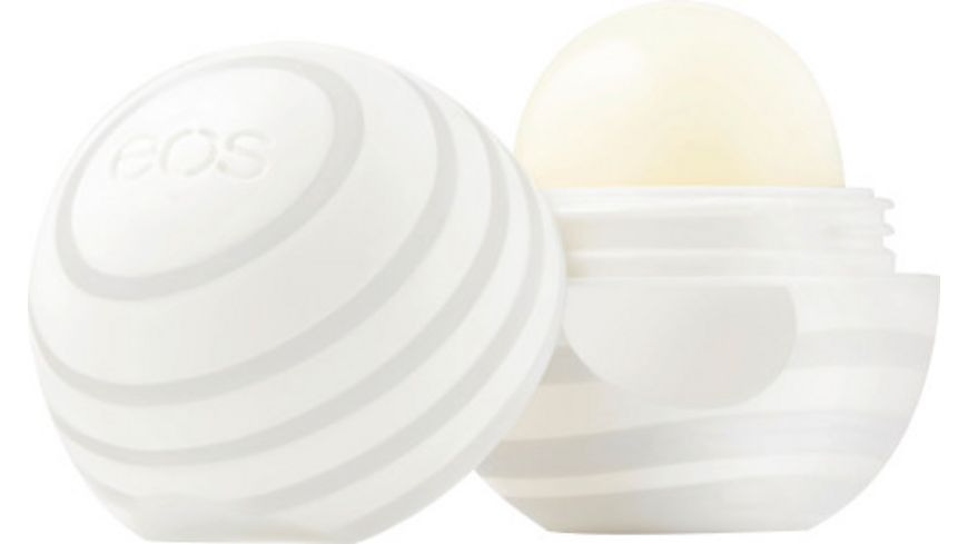 eos Visibly Soft Smooth Sphere Lip Balm Pure Softness