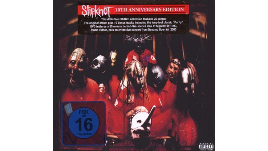 Slipknot 10th Anniversary Reissue
