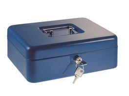 ALCO Zaehlkassette dunkelblau 25 x 18 x 9 cm