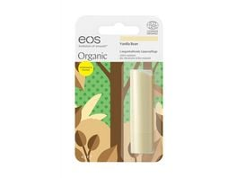eos Organic Smooth Stick Lip Balm Vanilla Bean