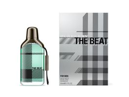 BURBERRY THE BEAT MEN Eau de Toilette Natural Spray