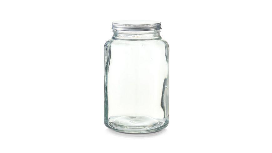 zeller Vorratsglas 4 9 l