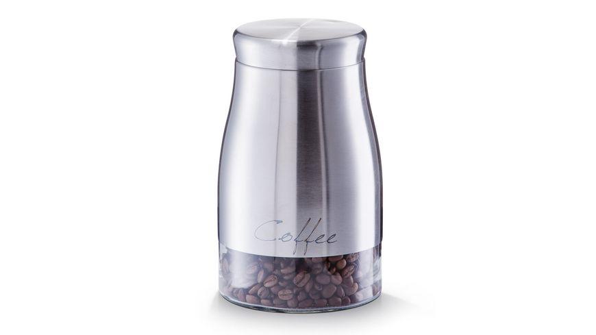zeller Vorratsglas Coffee 1 3l