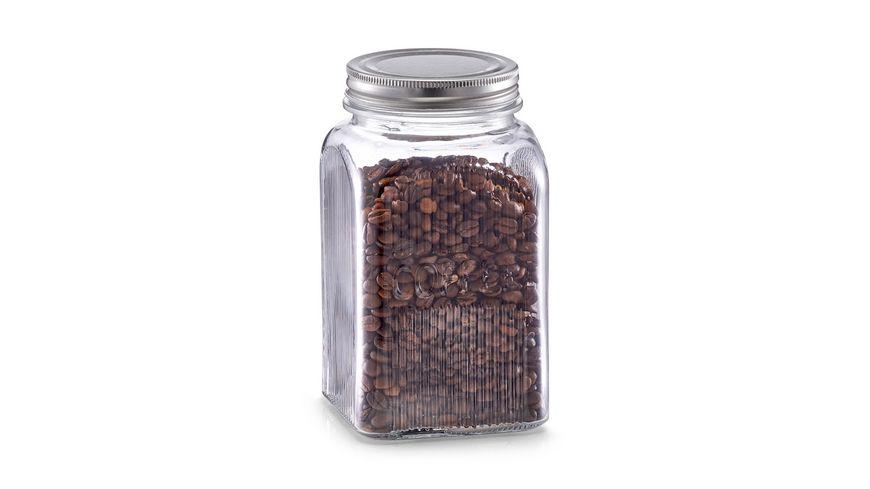 zeller Vorratsglas Coffee 1 15 l