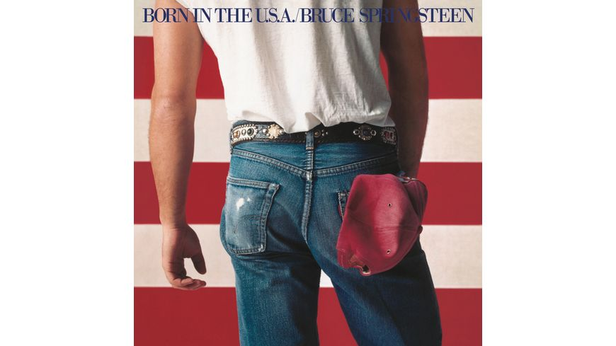 Born in the U S A