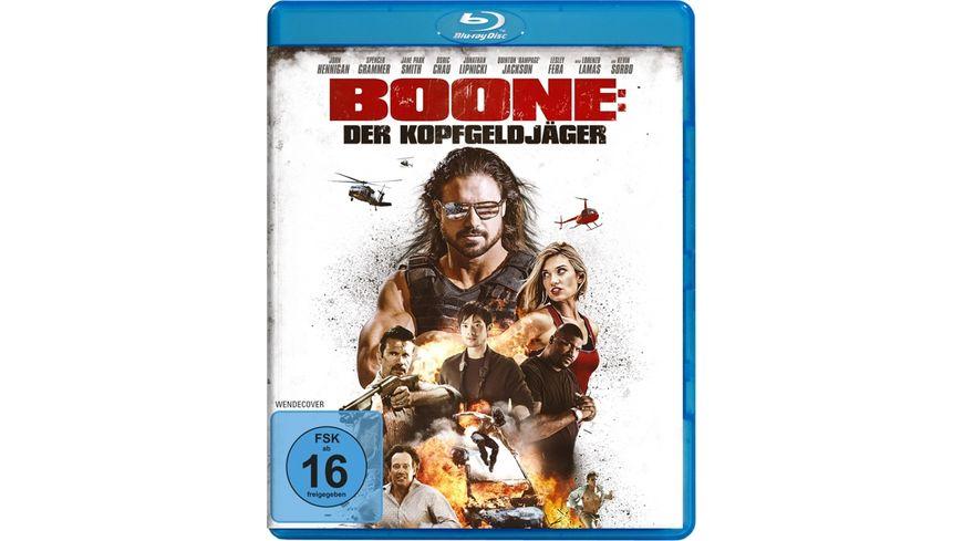 Boone Der Kopfgeldjaeger