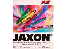 JAXON Aquarellblock 30x40cm