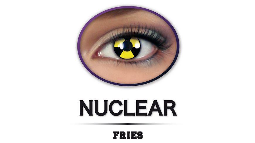 Fries Fun Linsen Atom
