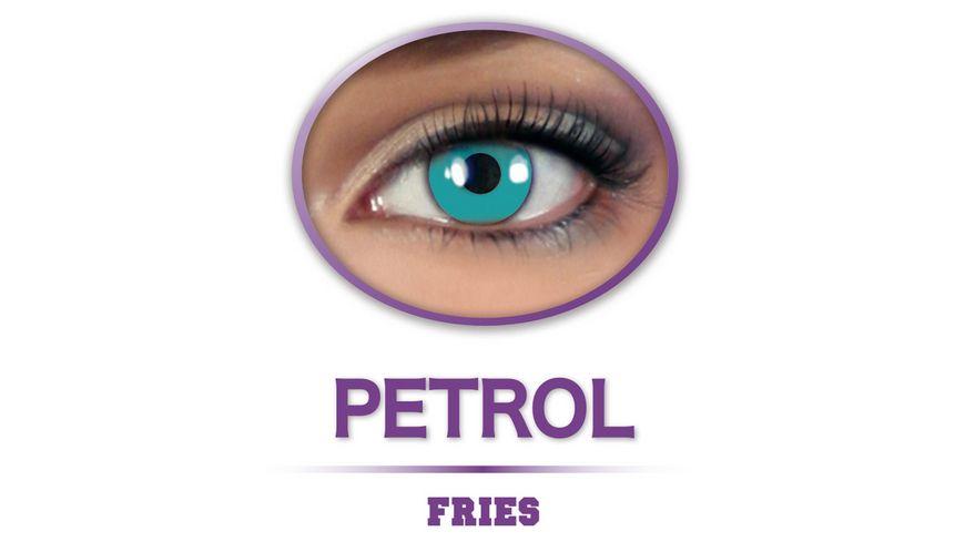 Fries Fun Linsen Petrol