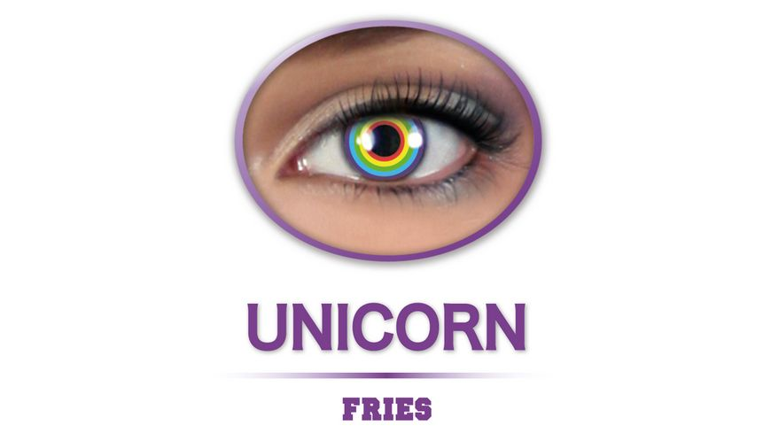 Fries 31474 Fun Linsen Rainbow