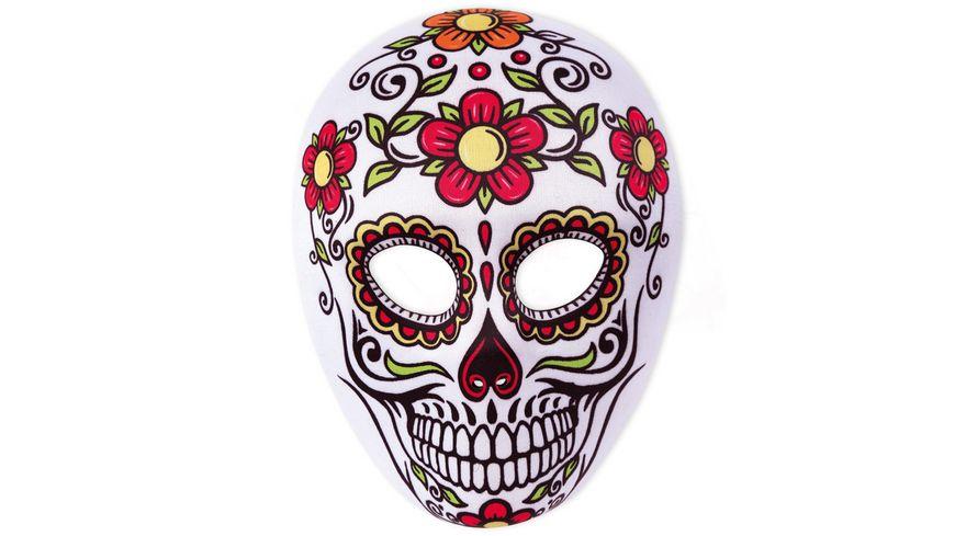 Fries 60021 Maske mexikanischer Totentag