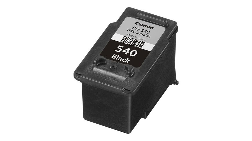 Canon Druckerpatrone PG 540 schwarz
