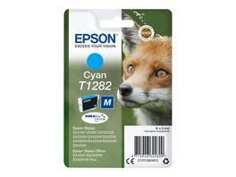 Epson Druckerpatrone T1282 cyan