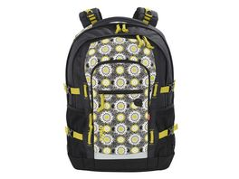4YOU Schulrucksack JUMP Rave Couture