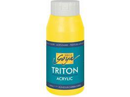 KREUL Solo Goya Triton Acrylfarbe 750 ml