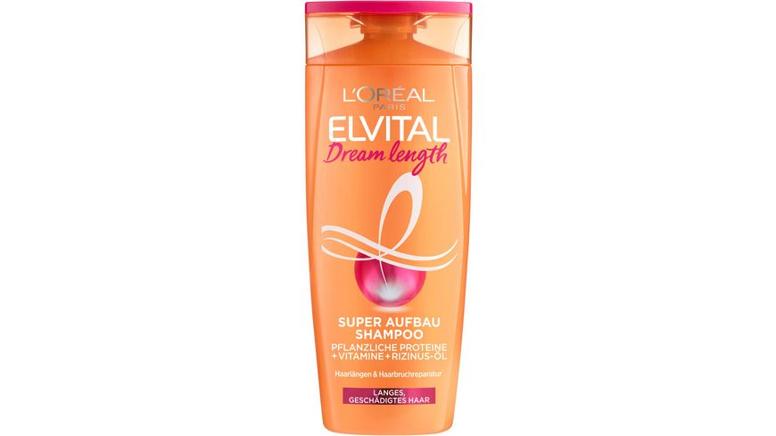L OREAL PARIS ELVITAL Dream Length Super Aufbau Shampoo