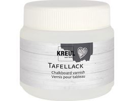 KREUL Tafellack transparent 150 ml