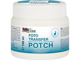 KREUL Hobby Line Foto Transfer Potch 150 ml
