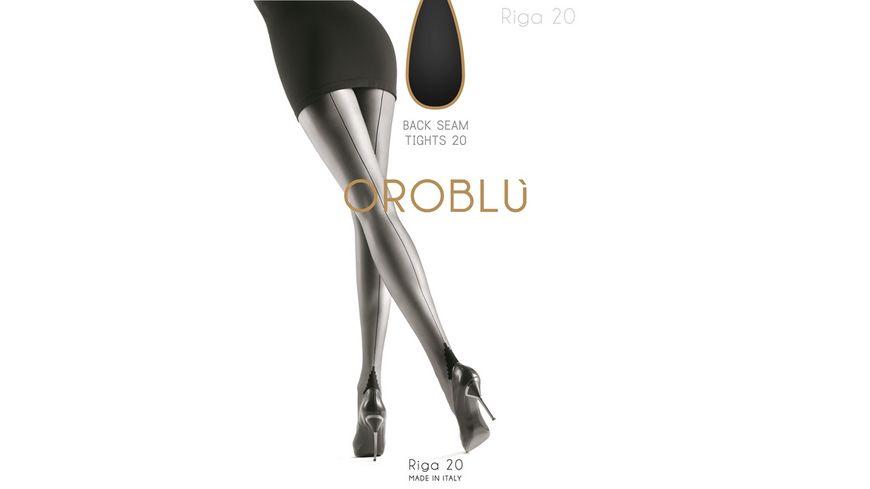 OROBLU Strumpfhose Riga 20 Fashion