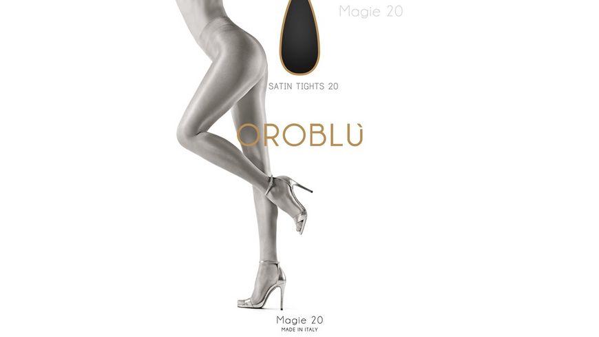 OROBLU Strumpfhose Magie 20 Pure Beauty
