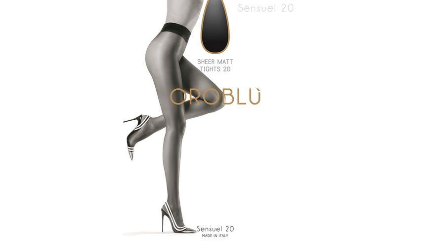 OROBLU Damen Feinstrumpfhose Sensuel Avance 20 DEN
