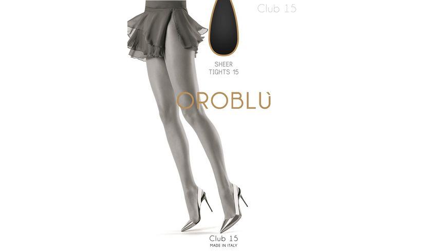 OROBLU Strumpfhose Club 15 Daily