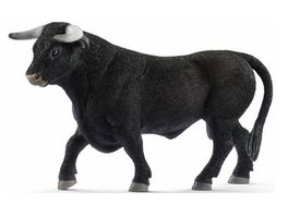 Schleich 13875 Farm World Schwarzer Stier