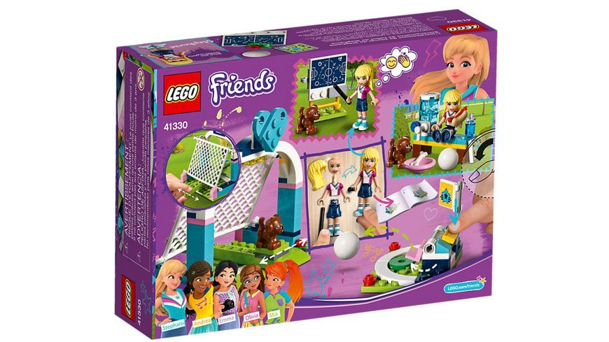 LEGO Friends 41330 Fussballtraining mit Stephanie
