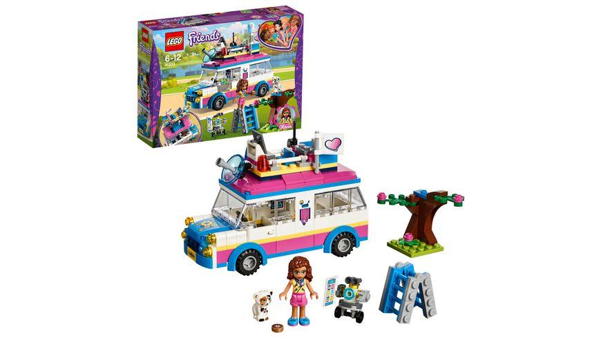 LEGO Friends 41333 Olivias Rettungsfahrzeug
