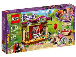 LEGO Friends 41334 Andreas Buehne im Park