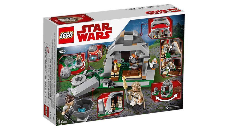 LEGO Star Wars 75200 Ahch To Island Training