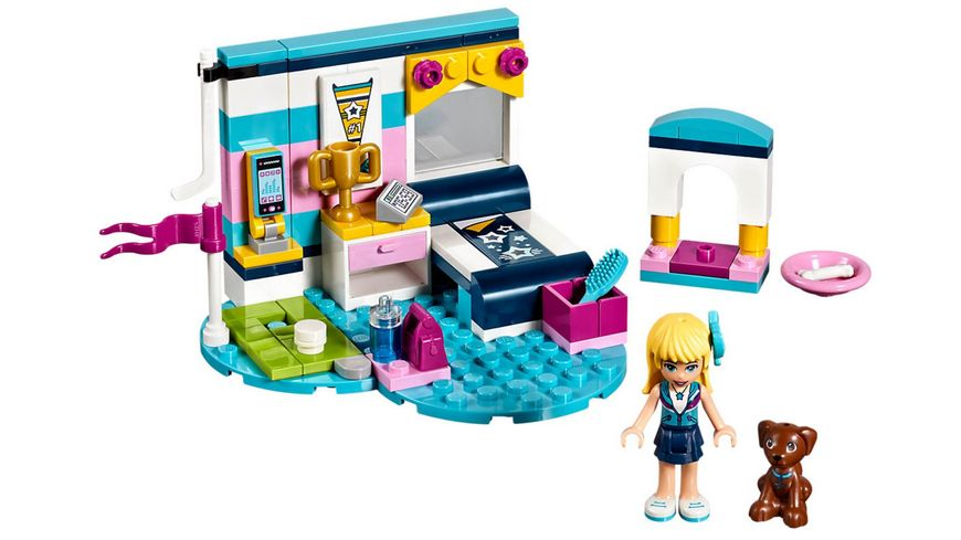 LEGO Friends 41328 Stephanies Zimmer