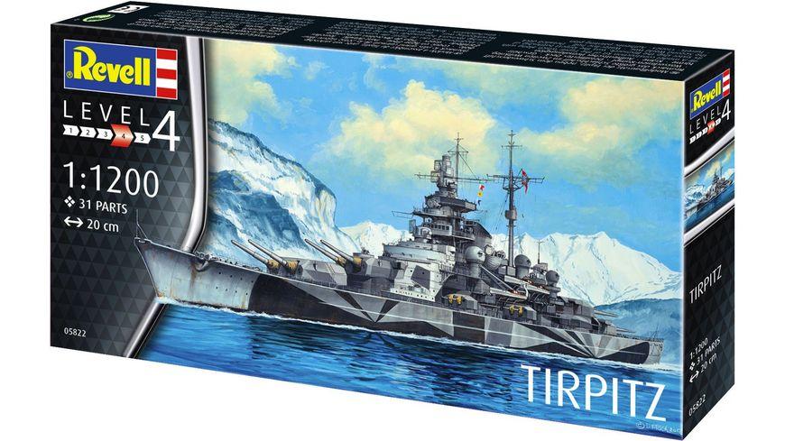 Revell 05822 Tirpitz