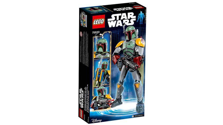 LEGO Star Wars 75533 Boba Fett