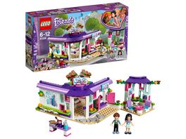 LEGO Friends 41336 Emmas Kuenstlercafe