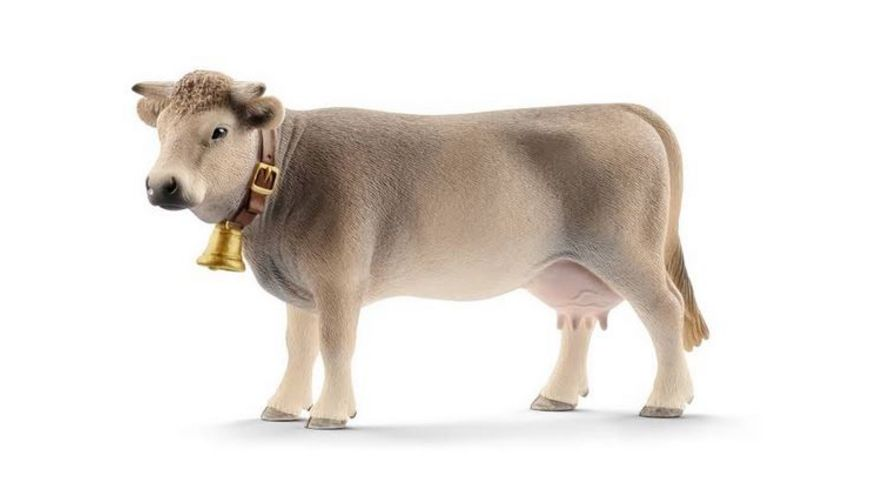 Schleich 13874 Farm World Braunvieh Kuh