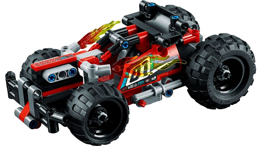 LEGO Technic 42073 BUMMS