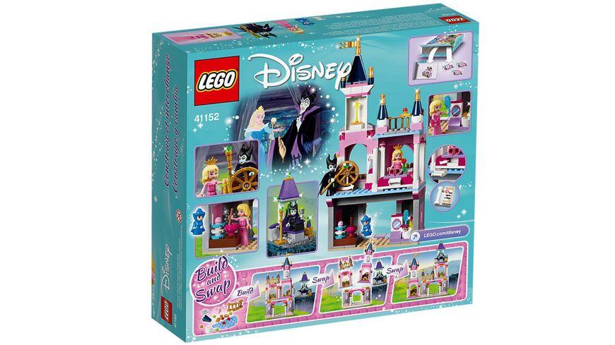 LEGO Disney Princess 41152 Dornroeschens Maerchenschloss