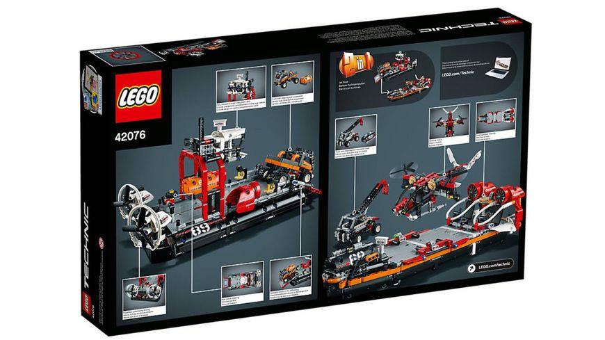 LEGO Technic 42076 Luftkissenboot
