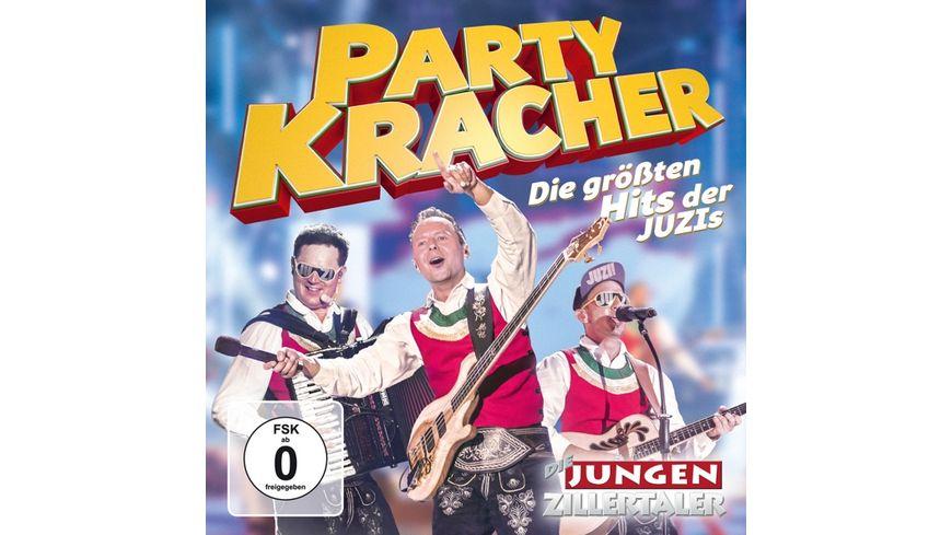 Partykracher Die groessten Hits der JUZIs