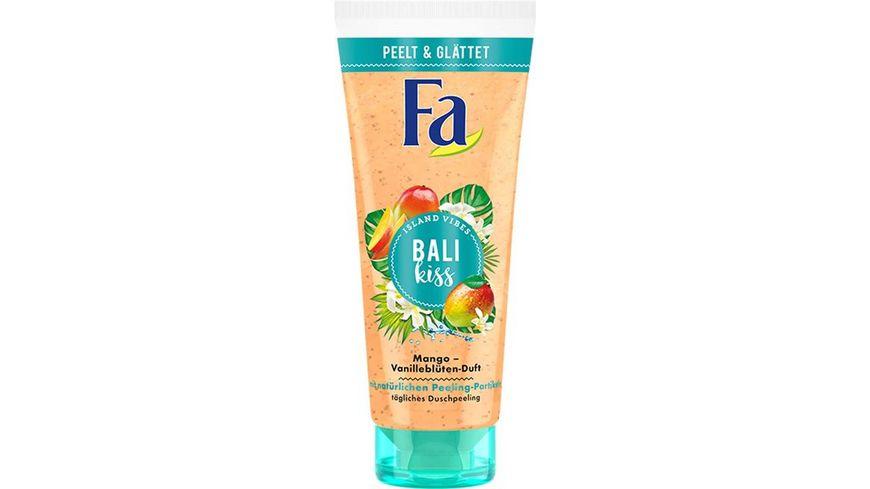 Fa Duschpeeling Bali Kiss