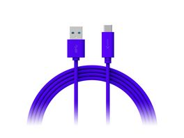 Kabel Colour Line Typ C USB C to USB 3 0 1m Blue